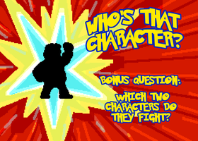 Who's That SAB Character?? by SuperApartmentBros