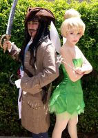 Tinkerbell Cosplay by swanny1