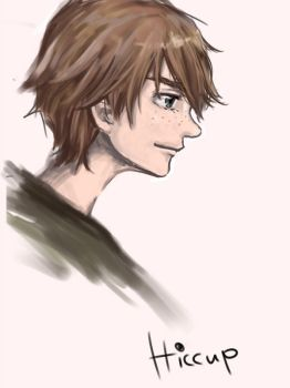 hiccup by starsalad
