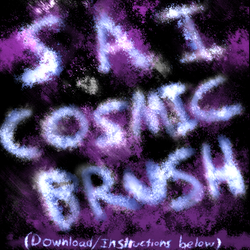Custom SAI Brush: Cosmic by Rasec-Wizzlbang