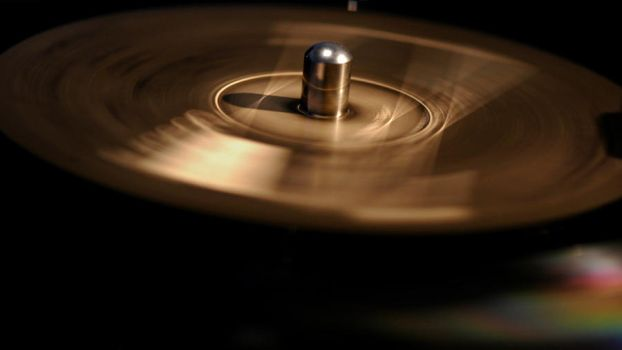 The Show - Spin Vinyl by D250Laboratories