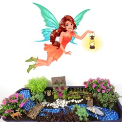 How to make a fairy garden by geekymcfangirl