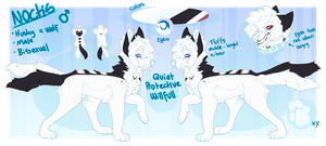 Noctis Reference Sheet +Trade+ by Seffiron