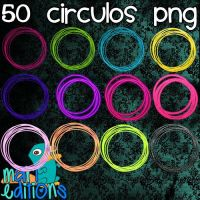 Pack de Circulos PNG by MariiEditiions