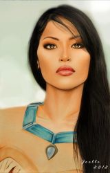 Pocahontas by joelle-t27