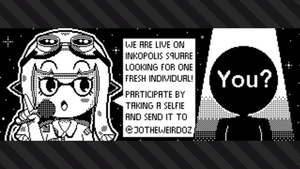 Live from Inkopolis Square by JoTheWeirdo
