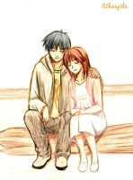 ::You Me and Ushio:: by Atharple
