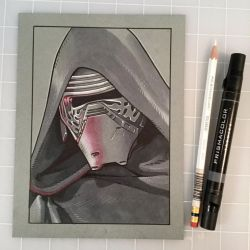 Kylo Ren by D-MAC