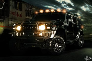 Hummer H2 by Codistyle