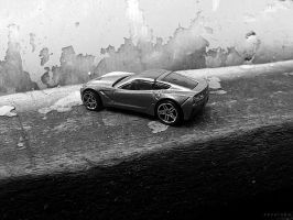Corvette Stingray 2014 by xavierlokollo