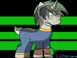 Fallout OC Pone by Cloufy