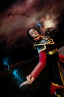 Azula - Avatar: The Last Airbender by TophWei