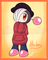 Gift - Haibon by SailorBomber