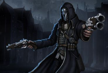 Corvo Reaper by eddieshred
