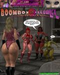 Boombox Whootynation 12 cover by WikkidLester