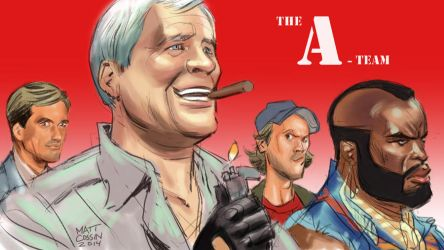 The A-Team by MATT-A-NASHI