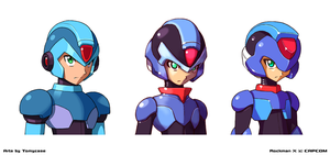 X Evolution by Tomycase