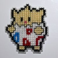 Togepi by behindthesofa