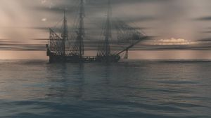 Ghostship2 by fractal2cry