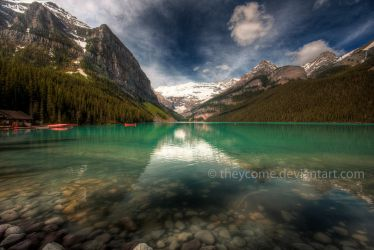 the lake. by theycome