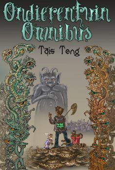cover for Ondierentuin Omnibus (Monster zoo) by taisteng