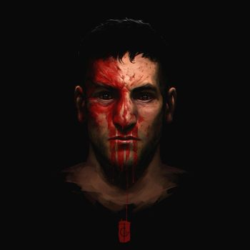 The Punisher by thegameworld