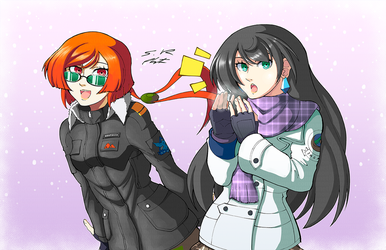 Winter Clothes by vr7