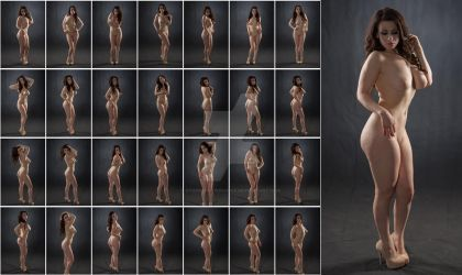 Stock: Emmy Full Length Nude Heels - 28 Images by stockphotosource
