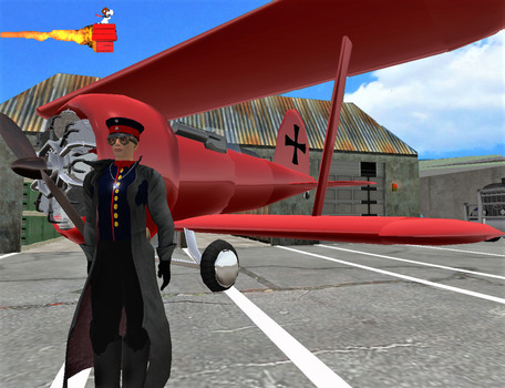 Red Baron by Laserskater