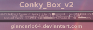 Conky_Box_v2 by giancarlo64
