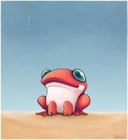Frog... by capsicum