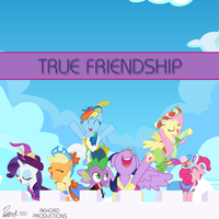 True Friendship by SPltFYre