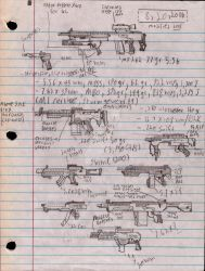 Weapons Study 11 by fatman791