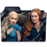 Game of Thrones : TV Series Folder Icon v14 by DYIDDO