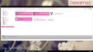 Theme w7 Dreamss by TutosVaalu