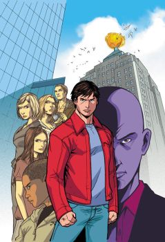 SMALLVILLE by deemonproductions