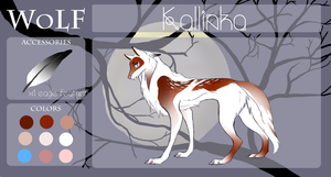 .: Kallinka App - Howahkan:. by Little-Coffee