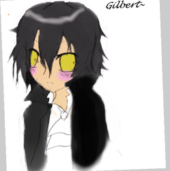 Gilbert Colored by MsMikaSnow