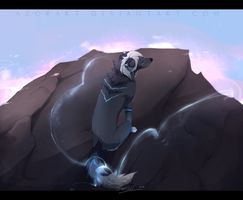 [AT] At the end of the world by AzorART