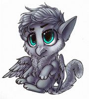 Little griffin by PacankaSima