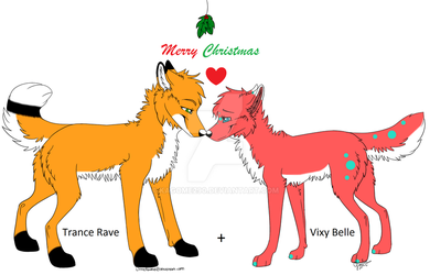 Early Christmas coloring :3 by kagome290