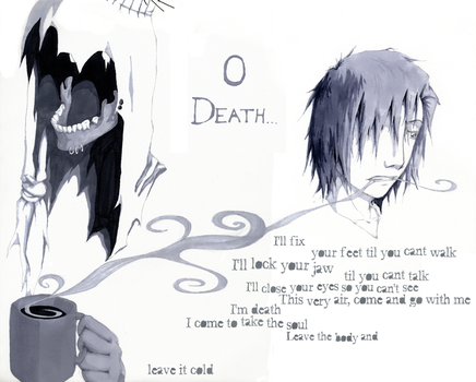 O Death by StarvingArtistKei