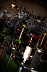 Towerbridge Engine Room - 2 by Mantis-nk