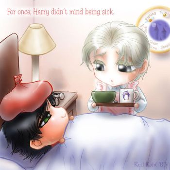 In Sickness and in Health by art-hobbit