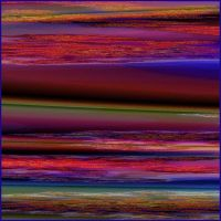 Layers of Colours by Inianna