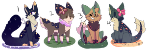 Pixel Adopts [4/4 Open] by Topazuu