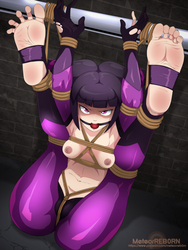 Bound Juri by MeteorREB0RN