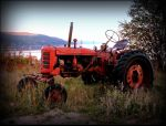 The Odd Tractor by surrealistic-gloom