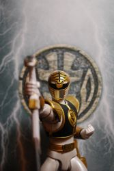 Power of the White Tiger Ranger by Botboy41