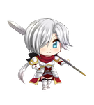 [Commission] Chibi Nicolette by midnightcompany